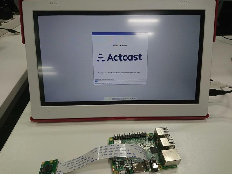 Device | Actcast Tutorial